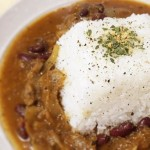 【NZプロジェクト:012】豆野菜カレー。チキンとポークのエキス入り。