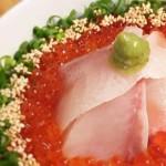 【NZプロジェクト:016】おすそ分けの紅色宝石丼