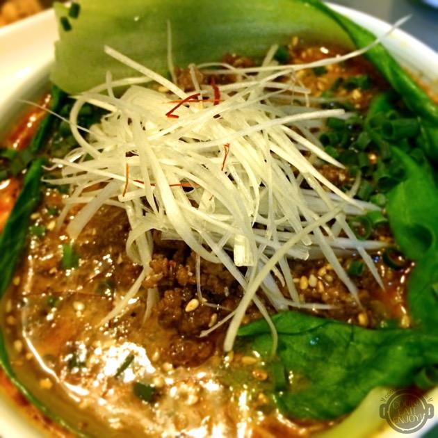 ココロオドル担々麺