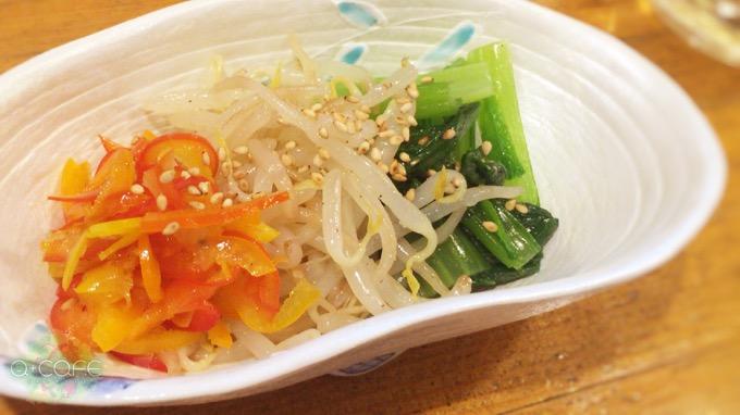 野菜ナムル